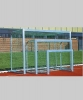 Mini-Trainingstor Transportabel  1,20x0,80m Art.H192