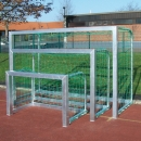 Mini-Trainingstor Transportabel  1,20x0,80m Art. H172